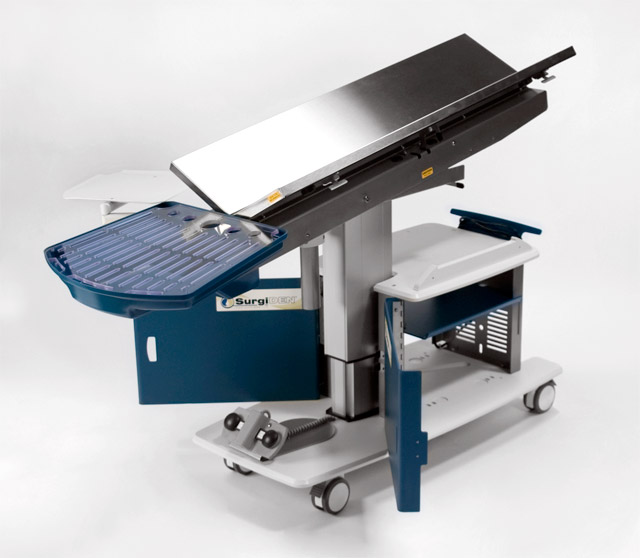 Surgiden Theramax Sx Veterinary Mobile Wet Lift Table